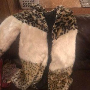BlankNYC  Fur Coat